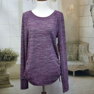 St. John's Bay Active Top Size S NWT